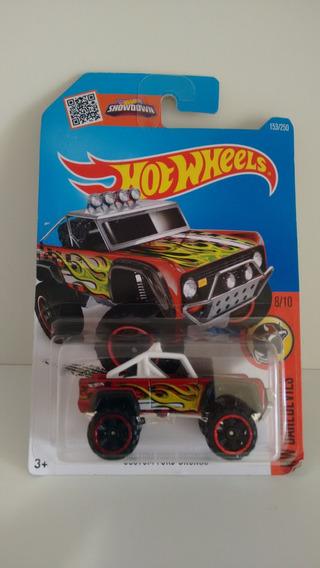 Hot Wheels - Hw Daredevils - Custom Ford Bronco