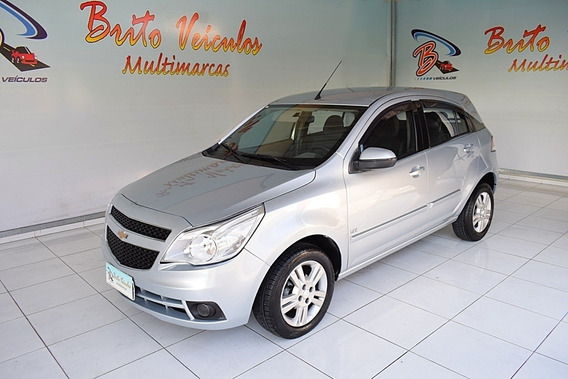 Chevrolet Agile 1.4 Mpfi Ltz 8v Flex 4p Manual 2010