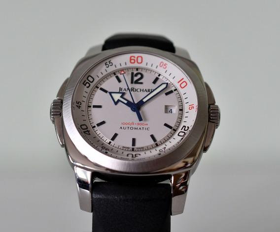 Relógio Jeanrichard Diverscope Automático - Top!!!