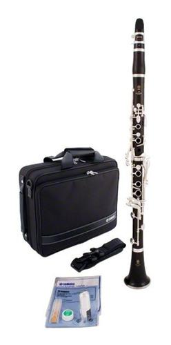 Imagen 1 de 5 de Yamaha Clarinete Ycl-255