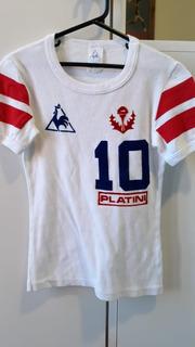 Camisa Futebol Seleção França Infantil Le Coq Sportif
