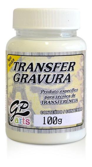 5 Transfer Gravura 100 Grs Incolor Artesanato - Gato Preto