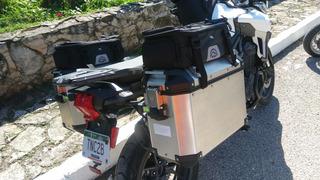 Bolsa Moto Sobremaleta 16l/20l