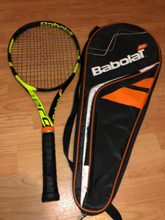 Babolat Pure Aero Play Conected Impecable 4-3/8
