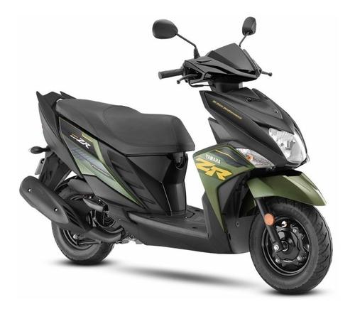 Yamaha Ray Zr Scooter Plan Ahora 12 Y 18 Palermo Bikes