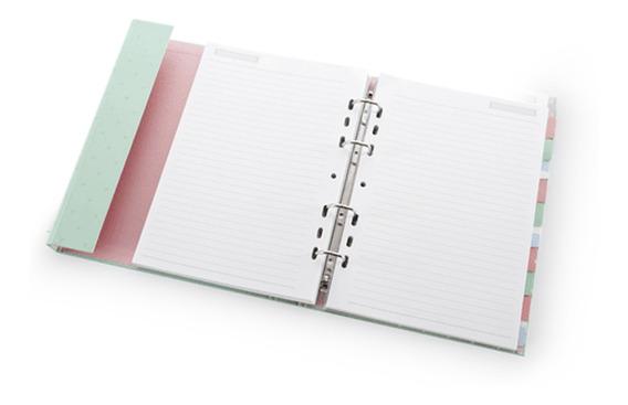 Caderno Fc La Bela - Ótima Gráfica