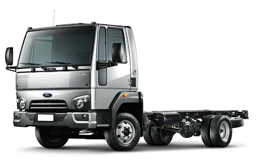 Ford Cargo 816 / 2017