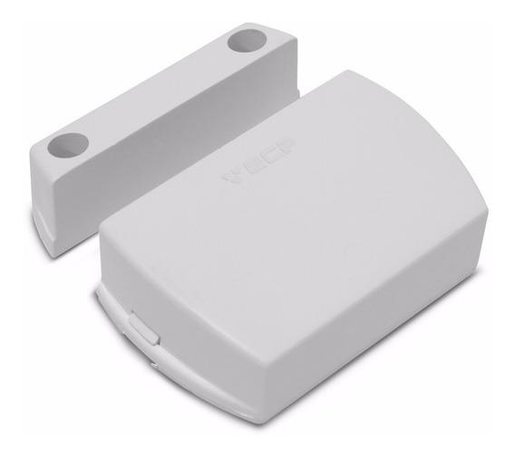 Sensor Sem Fio Alarme Residencial Ecp Magnetico Pilha