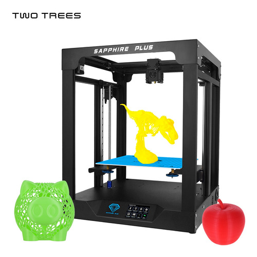 Two Trees Sapphire Plus Corexy Impresora 3d Diy Kit Alta