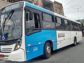 Ônibus Neobus Mega Vw17230 2008/2008 03p 41lug Revis.aurovel