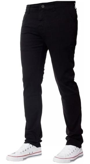 Pantalones Pennguin De Gabardina Corte Chino Varios Colores