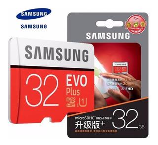 Cartão De Memoria Micro Sd Evo 32gb Classe10 95mb/s