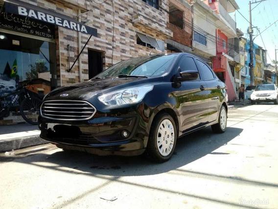 Ford Ka 1.0 Sel Flex 4p 2018