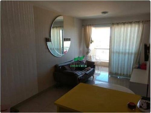 Imagem 1 de 9 de Apartamento Com 2 Dormitórios À Venda, 53 M² Por R$ 265.000,00 - Parque Jockey Clube - Lauro De Freitas/ba - Ap2129
