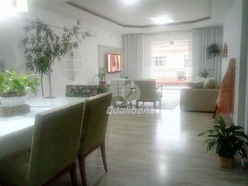 Apartamento Com 3 Dormitórios À Venda, 94 M² Por R$ 455.000,00 - Jardim Guapituba - Mauá/sp - Ap0244