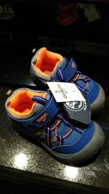 Zapatos Oshkosh Grises 12.1 Nuevos Envío Gratis Y A Meses