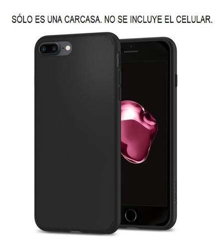 Apple iPhone 7 Plus Spigen Liquid Crystal Carcasa Case