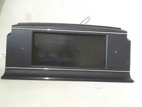 Display De Rádio Da Mercedes C-class W204 07-13 A2048205497-