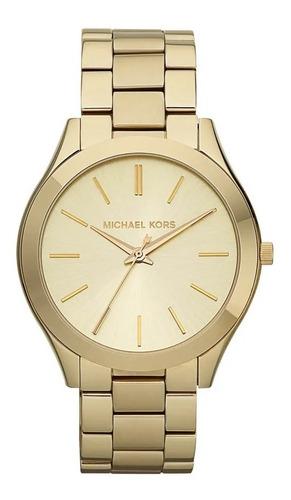 Relógio Michael Kors Mk3512/4dn Dourado