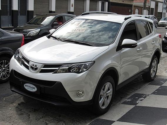 Toyota Rav4 2.0 4x2 16v Gasolina 4p Automático 2014