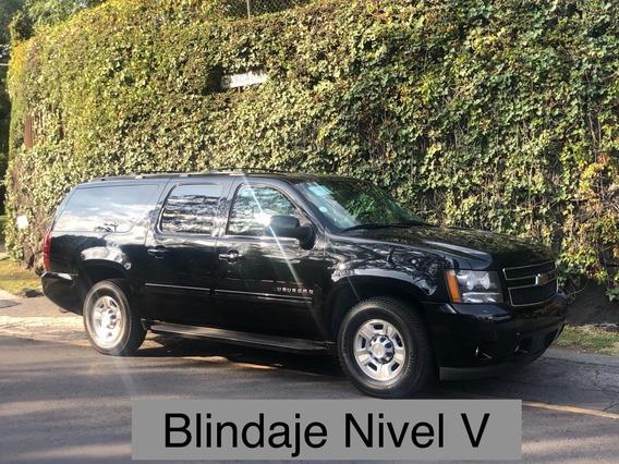 Suburban Blindada Nivel V