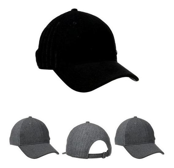 Gorras Acrilicas Unicolor (4 Unidades) ( Los Cortijos)