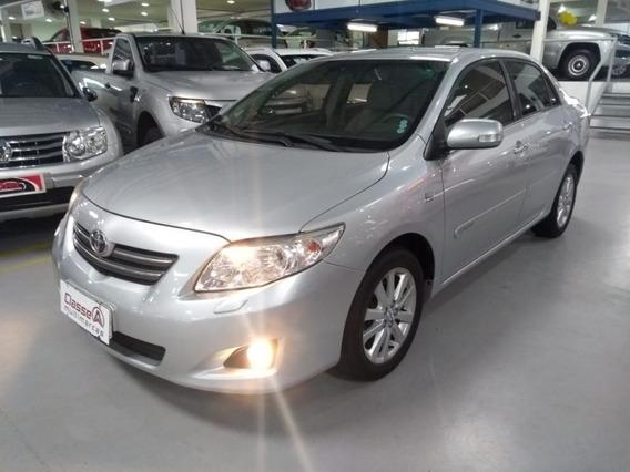 Corolla 2.0 Altis 16v Flex 4p Automático 86283km