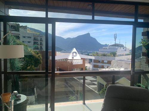 Apartamento À Venda, 1 Quarto, 1 Suíte, 1 Vaga, Leblon - Rio De Janeiro/rj - 25559