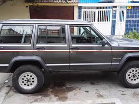 Camioneta Jeep Cheroke Xj Sport Hi Ouput 4x4 Off-road