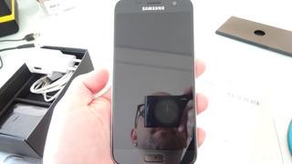 Galaxy S7 Em Estado De Novo Com 2 Capinhas Originais!