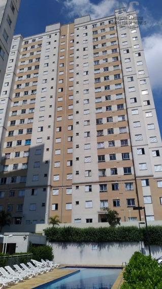 Apartamento A Venda No Bairro Vila Prudente Em São Paulo - - 1256-1