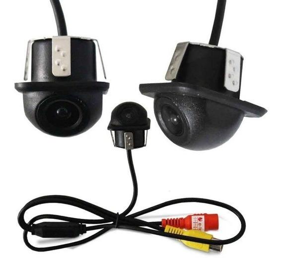 Câmera De Estacionamento Modelo Tartaruga