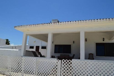 Casa En Venta Frente Al Mar, Chicxulub Puerto, Yucatan