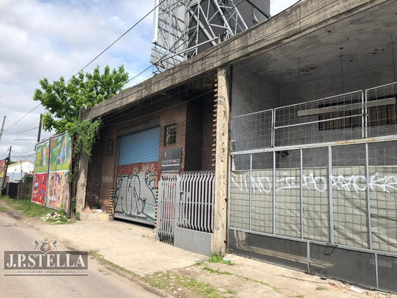 Galpón Comercial De Losa Y Techo De Chapa - 980 M² Cubiertos - Moron