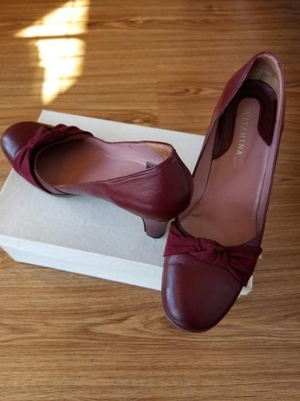 Zapatos Mujer Talle 38 Vitamina