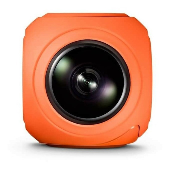Câmera Panorâmica 360 Videos Prova D Agua Fotografica