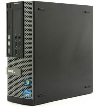Pc Cpu Optiplex 990 I5 2500 3.3 Memoria 8 Giga Hd 500