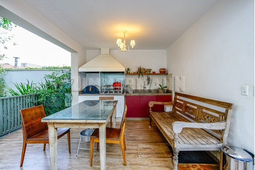 Imagem 1 de 15 de Casa - Alto De Pinheiros  - Ref: 132477 - V-132477