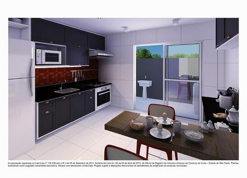 Casa Em Vilagio Veneza, Cotia/sp De 0m² 2 Quartos À Venda Por R$ 319.000,00 - Ca491713