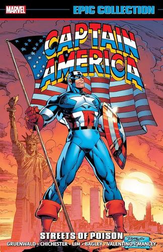 Capitan America Coleccion (1968-2015) Comic Digital Español