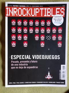 Revista Inrockuptibles #176