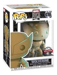 Funko Pop! Wolverine 496 Special Edition Orig Scarlet Kids