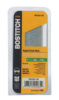 Bostitch Fn1524-1m 1-1 / 2-inch 15-gauge Fn Style Angled Fin
