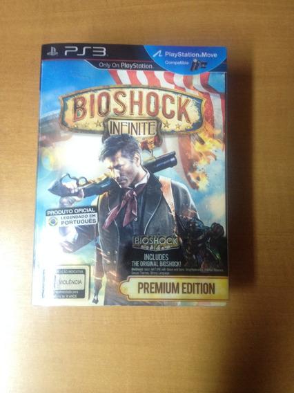 Bioshock Infinite Ps3 Premium Edition