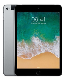 Apple iPad Mini 4 128gb Wi-fi Mk9n2bz/a Garantia Apple+nf