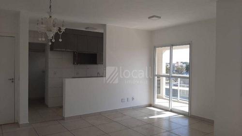 Imagem 1 de 14 de Apartamento Com 2 Dormitórios Para Alugar, 85 M² Por R$ 2.700,00/mês - Jardim Urano - São José Do Rio Preto/sp - Ap2699