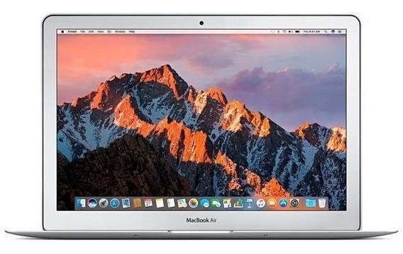 Macbook Air 13 I5 8gb 128ssd 2017 Lacrado Mqd32 P Entrega Nf