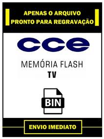 Arquivos Dados Eprom Flash Tv Cce Ln244 / Ln244w