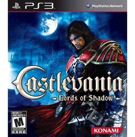 Castlevania: Lords Of Shadow - Playstation 3 Físico Novo