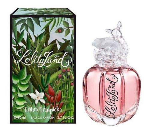 Imagen 1 de 2 de Lolita Lempicka Lolitaland Edp 80 Ml Sellado/ Perfumes C